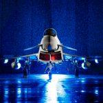 El Typhoon avanzado llega a la RAF