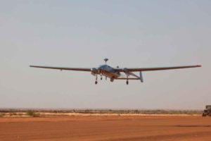 Heron 1, UAS, IAI, Airbus DS