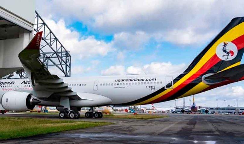 A330-800 de Uganda Airlines