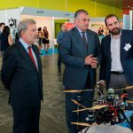 Industria, AUVSI y AERPAS confirman su apoyo a UNVEX S&D