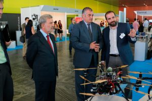 El sector de los drones generará 11.000 millones de euros en Europa hasta el 2035