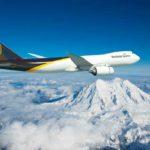 UPS recibió su 17º avión Boeing 747-8F