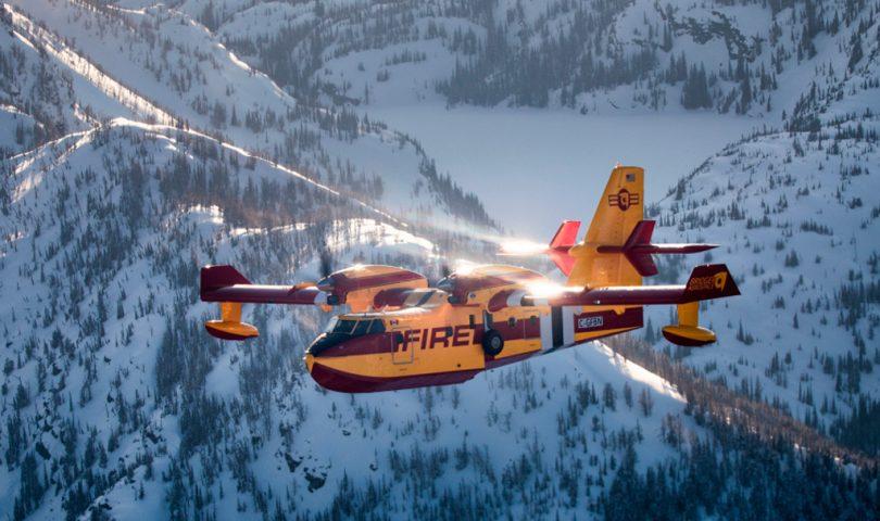 """CL-415EAF """"Enhanced Aerial Firefighter"""""""