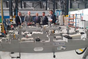 El CEO de Etihad Engineering visitó las instalaciones de FAdeA
