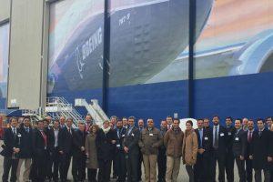 El Cluster aeroespacial andaluz y el de Washington estrechan lazos de cooperación y exploran vías de negocio
