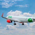 Viva Aerobus mantiene crecimiento de ingresos pese a Covid-19