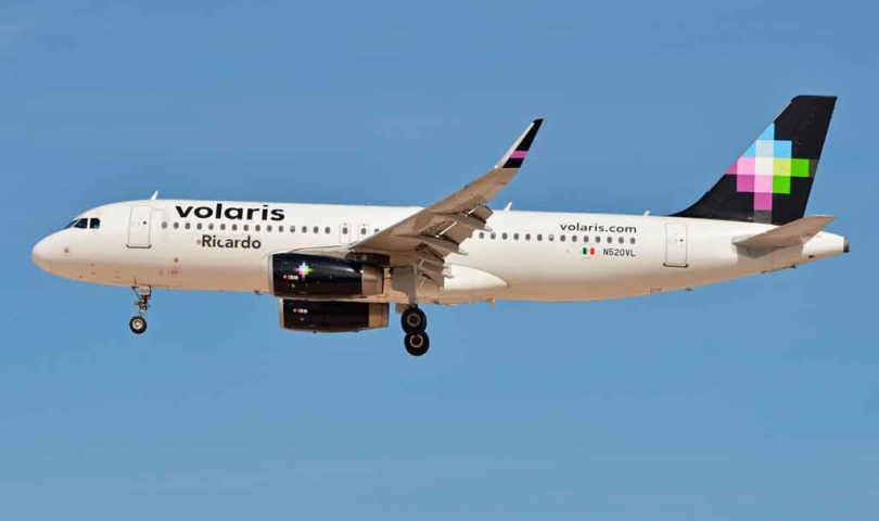 Volaris, avión