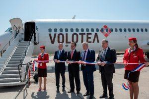 Volotea inaugura su decimoprimera base en Marsella