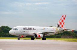 Volotea cumple siete años alcanzando los 22 millones de pasajeros