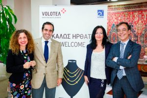 Volotea anuncia un fuerte crecimiento en Atenas
