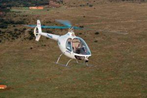 El demostrador VSR700 vuela sin tripulación