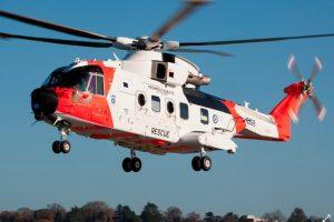 Leonardo comienza la entrega de 16  Helicópteros AW101 SAR en Noruega