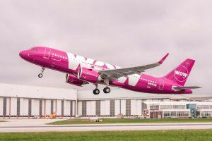 WOW Air recibe su primer A320neo